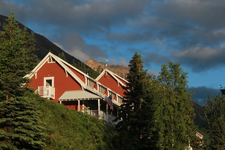 Kennecott Glacial Lodge - Explored