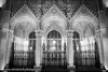 Parliament entrance (www.chriskench.photography) Tags: hungary xt2 copyright monochrome travel 18135 blackandwhite bw architecture wwwchriskenchphotography kenchie europe fujifilm budapest hu