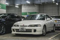 Honda Integra Type R (DC2) (Justin Young Photography) Tags: cars hongkong honda acura integra typer dc2