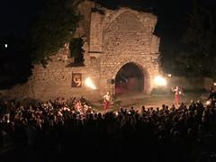 DLG-Gotland 3-15 (greger.ravik) Tags: visby medeltidsveckan medeltid middle ages medieval dlg eld fire show