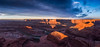 Dead Horse point panorama (lavignassey) Tags: deadhorsepoint utah usa panorama moab sunrise