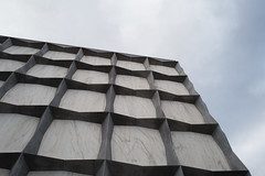 Sky Box 2 (marc.espowood) Tags: outside building beinecke rare book manuscript library yale university new haven connecticut