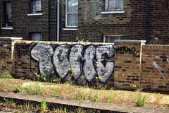 Time - Loughborough Junction (GRAFFLIX (grafflix.co.uk)) Tags: graff graffiti london time osv