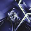 My Hotel Corridor ! (Raphael de Kadt) Tags: abstract geometry badhomburg doubleexposure germany corridor