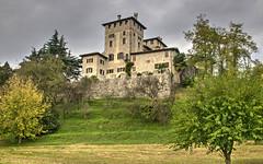 FRIULI SCONOSCIUTO.... (FRANCO600D) Tags: cassacco castello castellodicassacco tricesimo ud fvg friuli friuliveneziagiulia maniero fortezza castle collina franco600d