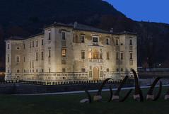 carcassa (Paolo Dell'Angelo (JourneyToItaly)) Tags: palazzodellealbere trento trentinoaltoadige italia palaceofthetreestrento bluehour lighting