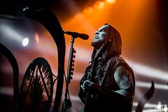 Behemoth - live in Warszawa 2017 fot. Łukasz MNTS Miętka-39