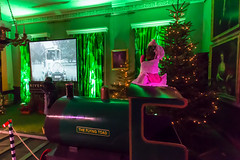Christmas at Killerton - Wind in the Willows; 7 of 8.