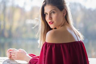 Model : Lidia Molinero