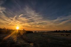 Frosty morning (@bill_11) Tags: pegwellbay unitedkingdom isleofthanet sunrise kent england