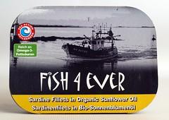 FE002 Sardines in Sunflower Oil G (OrganicoRealfoods) Tags: german fish productshot sardines sunfloweroil