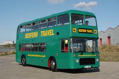 Redfern Travel, Mansfield Woodhouse LVL804V 20/9/09 (Lincolnshire Bus Stop) Tags: bristol vr ecw 1949 lvl804v lincolnshire roadcar johnsons hodthorpe redfern travel mansfield wooodhouse