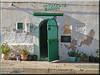 a green door (mhobl) Tags: sidiifni door round green flowers maroc morocco