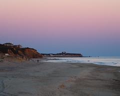 PC213007 (Paul Henegan) Tags: 54crop montaukny yule beach bluff dusk goldenhour ocean sky winter