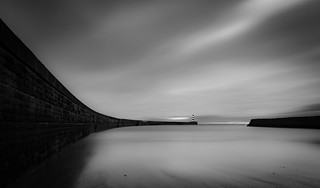 Seaham harbour