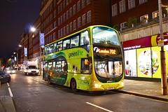 First Berkshire 37276 LK58EDL - Kensington High Street (KA Transport Photography) Tags: first berkshire 37276 lk58edl kensington high street