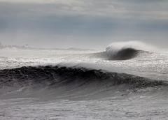 Schoodic Waves #1 (mflowe1950) Tags: schoodicpoint schoodicpeninsula acadianationalpark maine downeast touristattraction weather drama hurricanebill atlanticcoast newengland