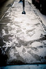 Tracked (rg69olds) Tags: 12242017 35mm nebraska sigma35mmf14artdghsm canon canoneos6d oldmarket omaha sigma snow winter tracks footprints frozen sidewalk 35mmf14dghsm a