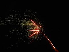 New Year (Nayomie Steur) Tags: air fire firework fireworks new newyear netherlands nederland nieuwjaar dutch groningen sky outdoor outside openbaar