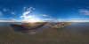 Montrose and Ferryden - Aerial Photosphere 03-01-2017a (G Davidson) Tags: montrose scotland angus uk scurdieness lighthouse panorama 360 aerial