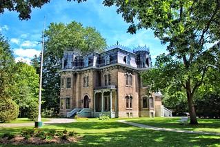 Belleville Ontario ~ Canada ~ Glanmore Mansion ~ Heritage Site