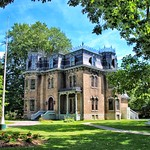 Belleville Ontario ~ Canada ~ Glanmore Mansion ~ Heritage Site thumbnail