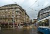 Zürich (Jorge Franganillo) Tags: switzerland zürich suiza tranvía tram winter invierno niederdorf