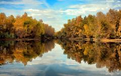 It's Only Natural (vgphotoz) Tags: river autumn seasonsinthesun arizona nature vgphotoz gilariver avondale colors pastels clouds itsonlynatural goodyear seasonschange thenarrowpath