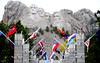 08c Rapid City SD - Mount Rushmore National Memorial 04 (Johns Never Home) Tags: utah wyoming idaho montana southdakota yellowstone tetons badlands mountrushmore crazyhorse devilstower rapidcity powwow saltlakecity jacksonhole