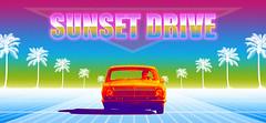 Sunset drive (DimaDanzig) Tags: sunset drive volga gaz24