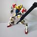LEGO Gundam Barbatos Lupus ASW-G-08 1/60