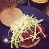 Vegan Sloppy Joe's (moonwatcher13) Tags: veganfoodshare vegan sloppyjoes coleslaw iphone iphone6 instagram