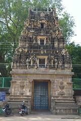 Jurahareswarar  Temple (bNomadic) Tags: kailas kailash kailasanath kailasanathar kanchi kanchipuram tamil nadu chennai madras pallava pallavas temple ancient asi mahabalipuram silk ekambareshawara shiva saravana south india bnomadic jurahareswarar ekambareshwara vishnu