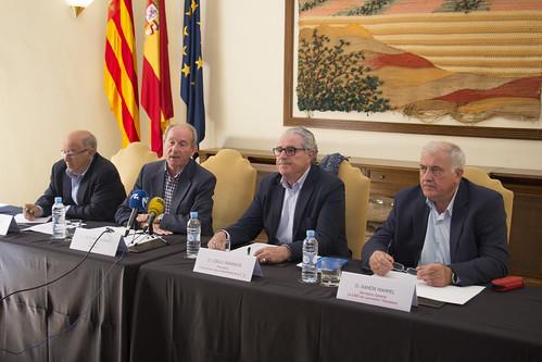 RdP Balance campaña citrícola. Valencia (11-04-2017)