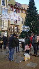 Oviedo (Jusotil_1943) Tags: globos escenas urbanas