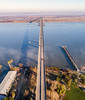 Above (Rich Lonardo Photo) Tags: antioch california unitedstates us drone drones dji amazing aerial photography freeway bridge water boat blue sky
