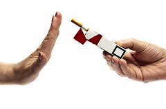 Refusing ccigarette (kamilasoltys123) Tags: tobacco cigarette addiction product narcotic white unhealthy human refusing offering offer pack against no hand woman refuse smoking healthcare nicotine habit isolated toxic bad harm stop closeup quit background romania