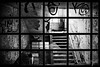 Broken Glass (josvdheuvel) Tags: window glass broken belgique belgie belgium luik liege urbex urban exploring bw blackandwhite blackwhite mono monochrome nikon decay travel abandoned