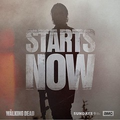 🍾 #finale time https://t.co/6XYc5g314w - Posted by Ross Marquand (Aaron) (WalkingDeadCast) Tags: aaron alexandrians