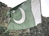 Waving Pakistani Flag (Usman.Anwar) Tags: flag pakistani pakistan waving love hunza beauty green white mountains