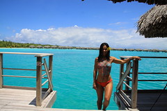 Bungalow over water. The Four Seasons Hotel Bora Bora. French Polynesia. Dec/2017 (EBoechat) Tags: bungalow over water the four seasons hotel bora french polynesia dec2017 island ilha francesa paraiso paradise
