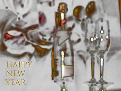 Happy New Year (kaprysnamorela) Tags: happy new year wishes card