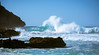 Guadeloupe Waves (eschborn.photography) Tags: eschborn eschbornphotography vacation 2017 december water ocean caribbean sea karibik french antilles antillen kleine strand beach cliffs shore vague