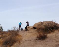 020 Ridgetop Decision (saschmitz_earthlink_net) Tags: 2018 california orienteering vasquezrocks aguadulce losangelescounty laoc losangelesorienteeringclub