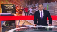 9 News Report of O-Bahn Tunnel Opening (RS 1990) Tags: ch9 nine news report tv obahn tunnel busway television rs1990 appearance australia adelaide southaustralia december 2017 video