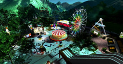NL8 (♥ Second Life) Tags: michael jackson neverland ranch second life destinations michaeljackson follet