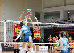 Voleibol femenino (Logroño, La Rioja, España, 9-12-2017) (Juanje Orío) Tags: 2017 logroño larioja provinciadelarioja españa espagne espanha espanya spain interior deporte voleibol voley mujeres sport women