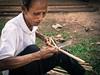 . (EliB) Tags: kachork kaohpiek cambogia tribù villaggio krongbanlung ratanakiriprovince