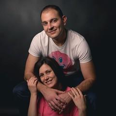 DSC_2911 (Búzás Botond Photography) Tags: portrait people photography young white woman man couple studio d610 stúdióban studiolight portré portraits lowkey