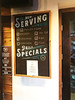 Park101NowServingInAction (Jasdogg29) Tags: chalkart barsignage bbq handlettering beerofthemonth cocktailofthemonth rotators nowserving dailyspecials jcarr typography themeats flourishes bannerart park101 carlsbad beach